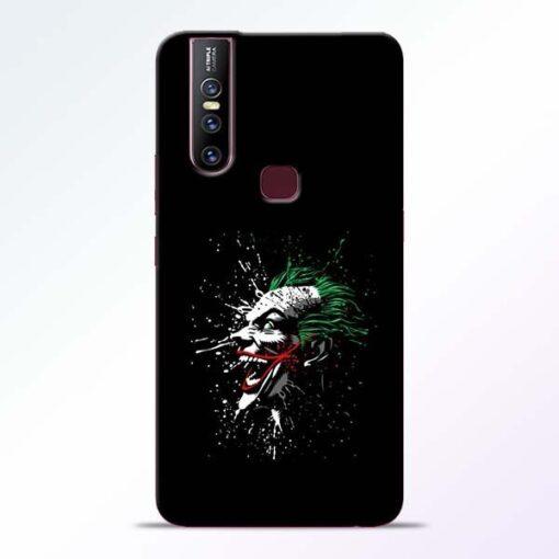 Crazy Joker Vivo V15 Mobile Cover - CoversGap.com