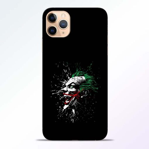Crazy Joker iPhone 11 Pro Mobile Cover