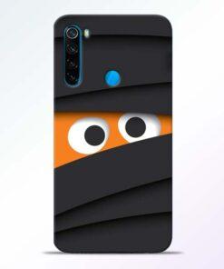 Cute Eye Redmi Note 8 Mobile Cover - CoversGap
