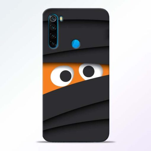 Cute Eye Redmi Note 8 Mobile Cover - CoversGap