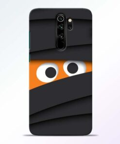 Cute Eye Redmi Note 8 Pro Mobile Cover - CoversGap