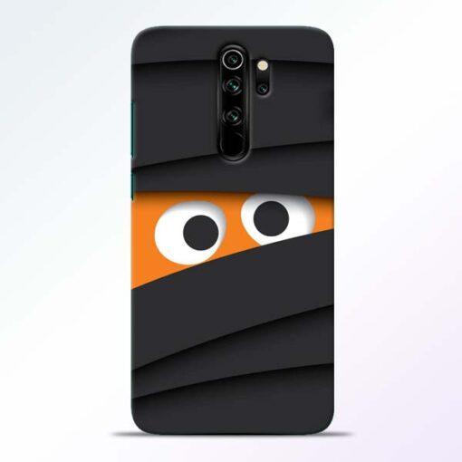 Cute Eye Redmi Note 8 Pro Mobile Cover - CoversGap
