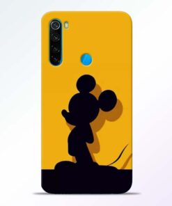 Cute Mickey Redmi Note 8 Mobile Cover - CoversGap