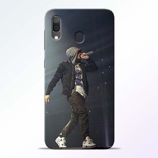 Eminem Style Samsung A30 Mobile Cover - CoversGap