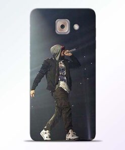 Eminem Style Samsung Galaxy J7 Max Mobile Cover