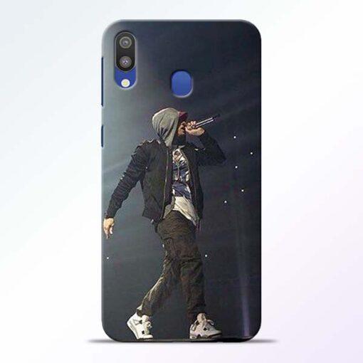 Eminem Style Samsung M20 Mobile Cover - CoversGap