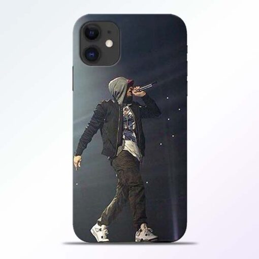 Eminem Style iPhone 11 Mobile Cover