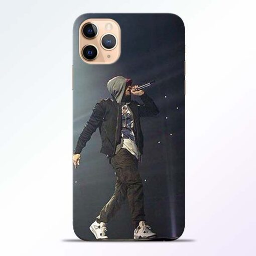 Eminem Style iPhone 11 Pro Mobile Cover