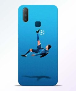 Football Kick Vivo Y17 Mobile Cover - CoversGap.com