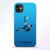 Football Kick iPhone 11 Mobile Cover