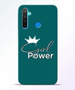 Girl Power Realme 5 Mobile Cover