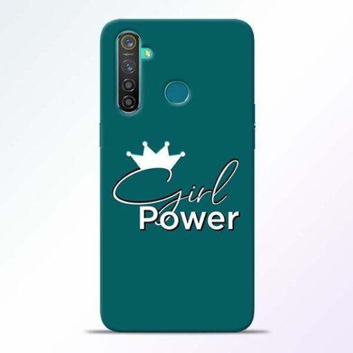 Girl Power Realme 5 Pro Mobile Cover