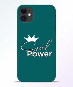 Girl Power iPhone 11 Mobile Cover