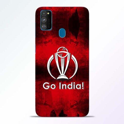 Go India Samsung Galaxy M30s Mobile Cover