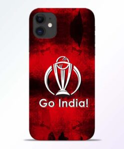Go India iPhone 11 Mobile Cover