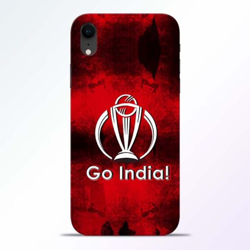 Go India iPhone XR Mobile Cover