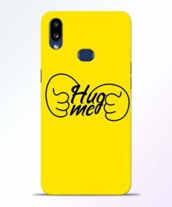 Hug Me Hand Samsung Galaxy A10s Mobile Cover