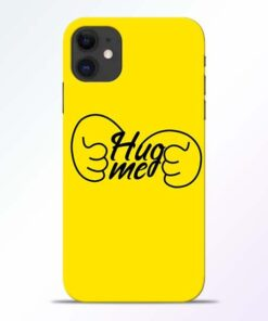 Hug Me Hand iPhone 11 Mobile Cover
