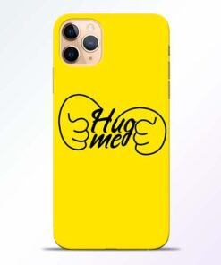 Hug Me Hand iPhone 11 Pro Mobile Cover