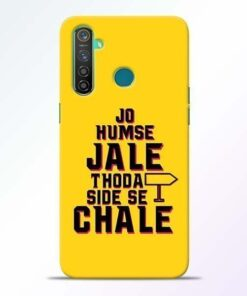 Humse Jale Side Se Realme 5 Pro Mobile Cover