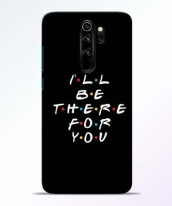 I Will Be There Redmi Note 8 Pro Mobile Cover - CoversGap