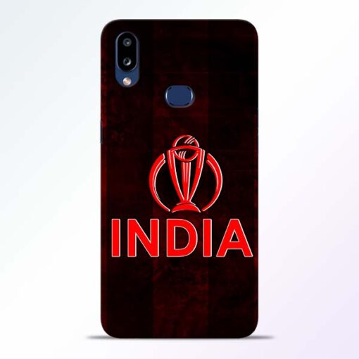 India Worldcup Samsung Galaxy A10s Mobile Cover