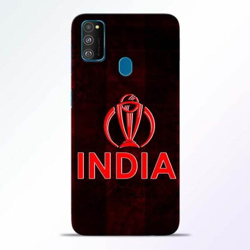 India Worldcup Samsung Galaxy M30s Mobile Cover