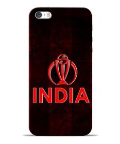 India Worldcup iPhone 5s Mobile Cover