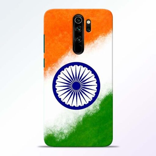 Indian Flag Redmi Note 8 Pro Mobile Cover