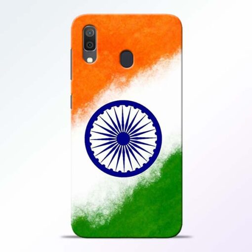 Indian Flag Samsung A30 Mobile Cover - CoversGap
