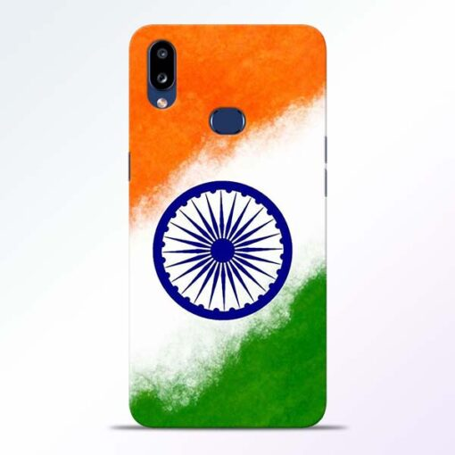 Indian Flag Samsung Galaxy A10s Mobile Cover