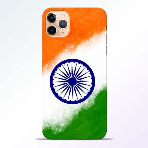 Indian Flag iPhone 11 Pro Mobile Cover