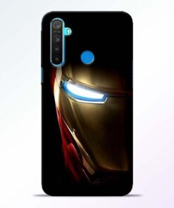 Iron Man RealMe 5 Mobile Cover - CoversGap