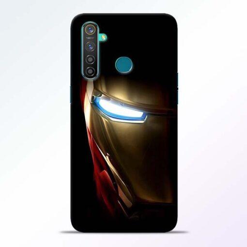 Iron Man RealMe 5 Pro Mobile Cover - CoversGap
