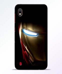 Iron Man Samsung A10 Mobile Cover - CoversGap