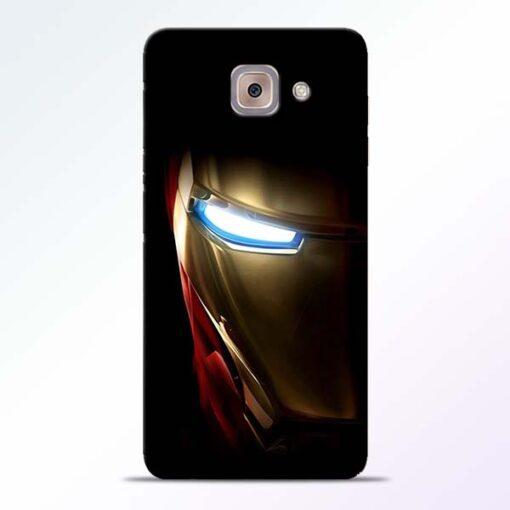 Iron Man Samsung Galaxy J7 Max Mobile Cover