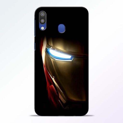 Iron Man Samsung M20 Mobile Cover - CoversGap