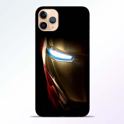 Iron Man iPhone 11 Pro Mobile Cover