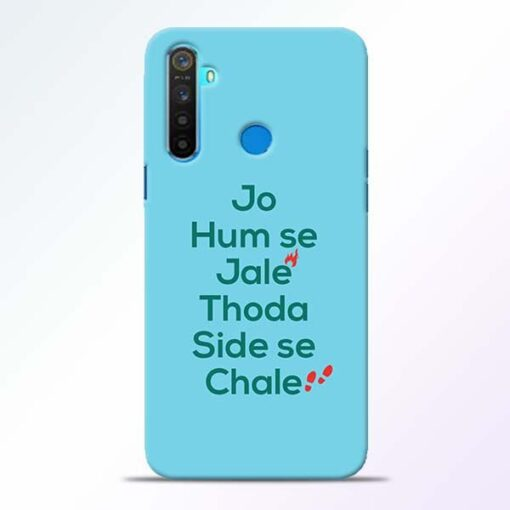 Jo Humse Jale Realme 5 Mobile Cover