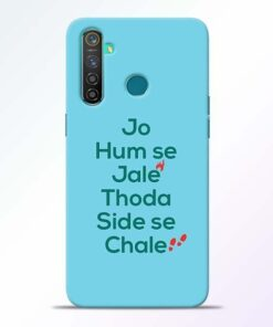 Jo Humse Jale Realme 5 Pro Mobile Cover