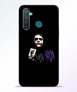 Joker Card RealMe 5 Pro Mobile Cover - CoversGap