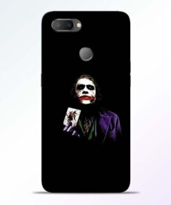 Joker Card RealMe U1 Mobile Cover - CoversGap