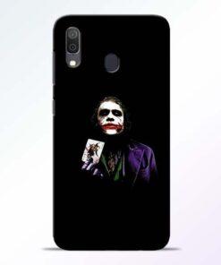Joker Card Samsung A30 Mobile Cover - CoversGap
