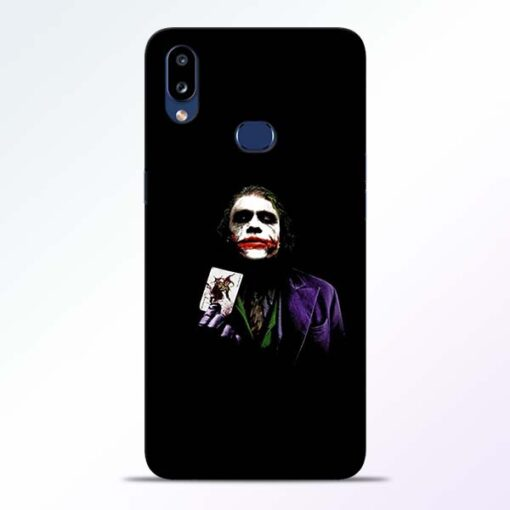 Joker Card Samsung Galaxy A10s Mobile Cover