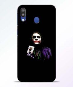 Joker Card Samsung M20 Mobile Cover - CoversGap