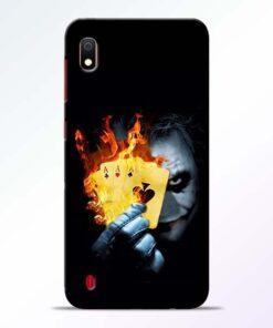 Joker Shows Samsung A10 Mobile Cover - CoversGap