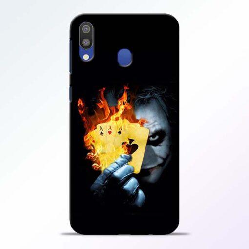 Joker Shows Samsung M20 Mobile Cover - CoversGap