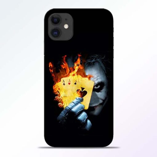 Joker Shows iPhone 11 Mobile Cover