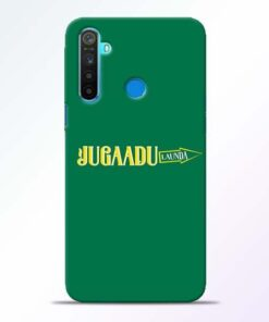 Jugadu Launda Realme 5 Mobile Cover