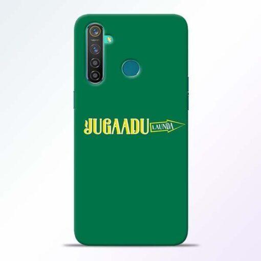 Jugadu Launda Realme 5 Pro Mobile Cover